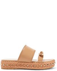 Hackney studded leather espadrille sandals medium 5172664