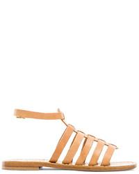 Capri Positano Gladiator Sandal