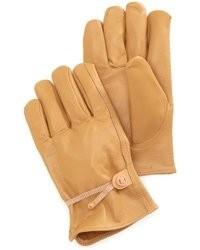 Carhartt Full Grain Leather Driver Work Glove