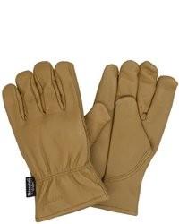 Carhartt Insulated Full Grain Leather Driver Work Glove