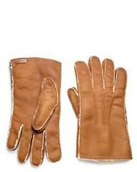 Prada Shearling Gloves