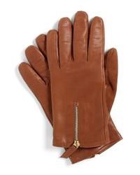 WANT Les Essentiels de la Vie Mozart Gloves Cognac 9