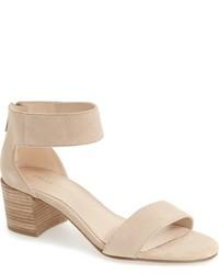 Pelle Moda Pella Moda Urban Block Heel Sandal
