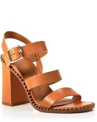 Marc by Marc Jacobs Sandals Mix It Up Leather Heel