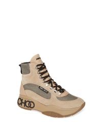Jimmy Choo Inca High Top Sneaker