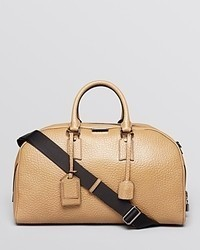Burberry London Booker Leather Holdall