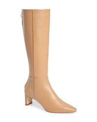 Aeyde Sidney Knee High Leather Boot