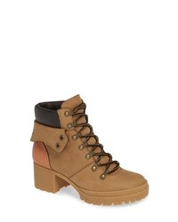 See by Chloe Eileen Lace Up Boot