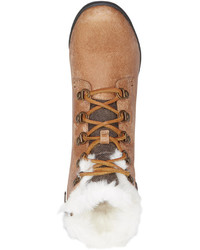 caba8eef5a7f ... Sperry Luca Peak Cold Weather Lace Up Wedge Ankle Boots ...