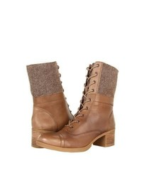Kelsi Dagger Mate Lace Up Boots