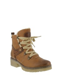 Spring Step Micha Faux Hiking Boot