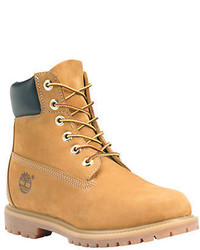 Timberland Waterproof Lace Up Boots