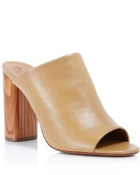 Tory Burch Raya Slide High Heel Sandals