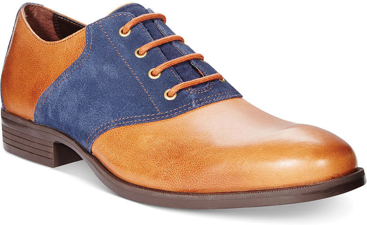 Cole Haan Copley Saddle Oxfords, $148