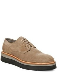 Drystan leather platform oxfords medium 4396590