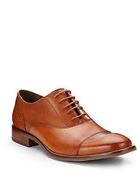 Cole Haan Williams Ii Leather Oxfords Available In Extended Sizes