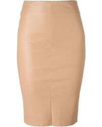 Drome Classic Pencil Skirt