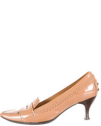 Tod's Loafer Pumps