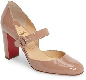 wholesale dealer 77903 d2328 $725, Christian Louboutin Miss Kawa Mary Jane Pump