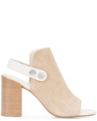 Rag & Bone Sling Back Open Toe Sandals