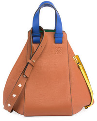 Hammock colorblock stars satchel bag tan medium 6754957