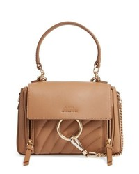 Mini faye day leather satchel medium 8827912