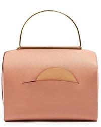 Roksanda No1 Leather Bowling Bag