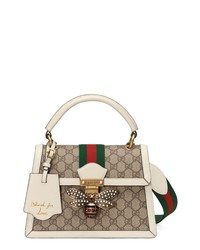 Gucci Queen Margaret Gg Satchel
