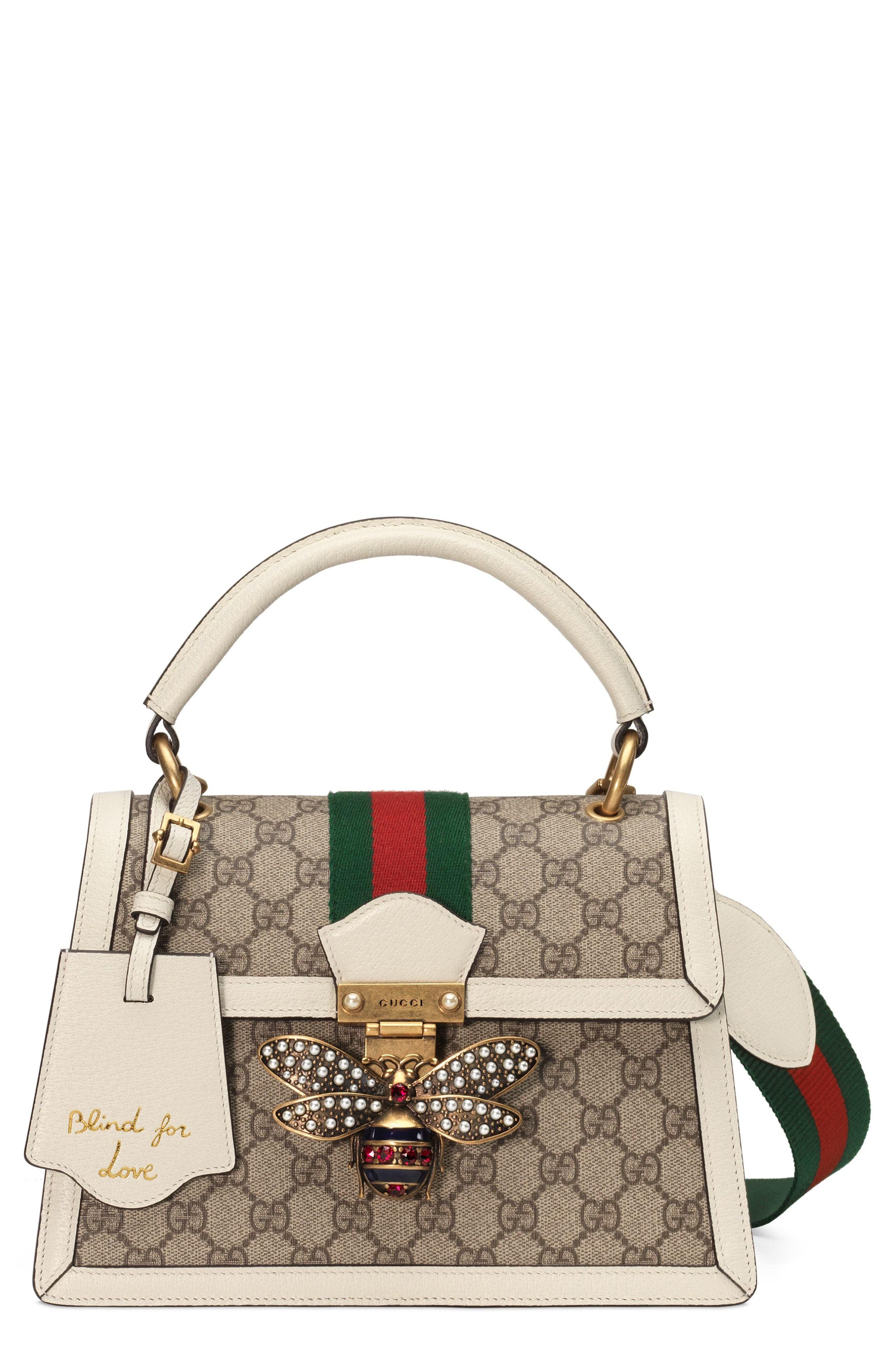 Gucci Queen Margaret Gg Satchel
