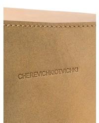 Cherevichkiotvichki Stain Effect Tote Bag