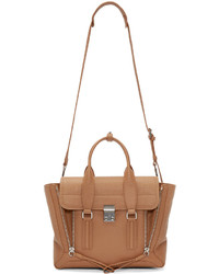 3.1 Phillip Lim Tan Medium Pashli Satchel