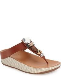 Jewely flip flop medium 632631