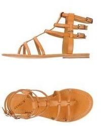 MET Thong Sandals