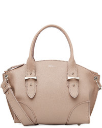 Alexander McQueen Legend Small Leather Tote