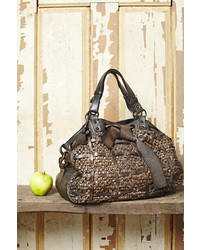 Free People Angelili Woven Tote