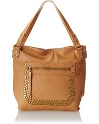 Big Buddha Barry Studded Tote