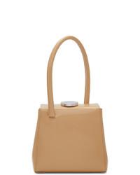 Little Liffner Beige Mademoiselle Bag