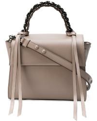 Elena Ghisellini Chain Tote Bag