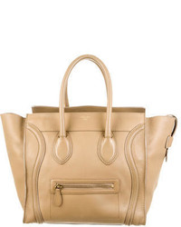 Celine Cline Mini Luggage Tote