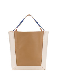 Marni Colour Blocked Shopping Bag