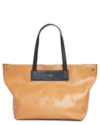 Rag & Bone Compass Everyday Leather Tote Beige