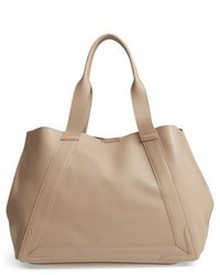 Decklan faux leather tote beige medium 4950281