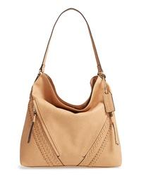Sole Society Destin 2 Faux Leather Hobo Bag