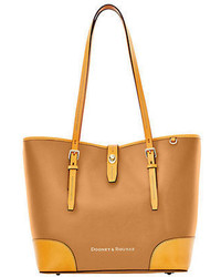 Dooney & Bourke Claremont Dover Leather Tote