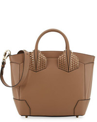 Christian Louboutin Eloise Large Leather Tote Bag Beige