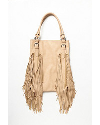 Free People Urban Originals Vegan Crazyheart Tote