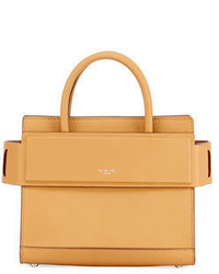 Givenchy Horizon Mini Grained Leather Tote Bag