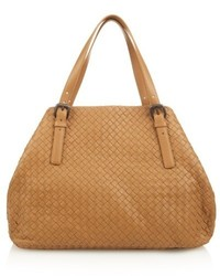 Bottega Veneta Large Intrecciato Leather Tote