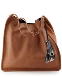 Proenza Schouler Large Soft Calfskin Tote Bag Dune