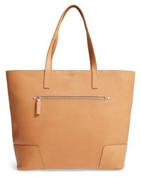Shinola Leather Tote Brown